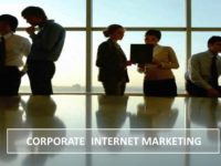 Corporate Internet Marketing